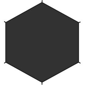 Fjällräven Dome 2 Bâche de sol, black